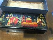 USSR FEDOSKINO BOXES